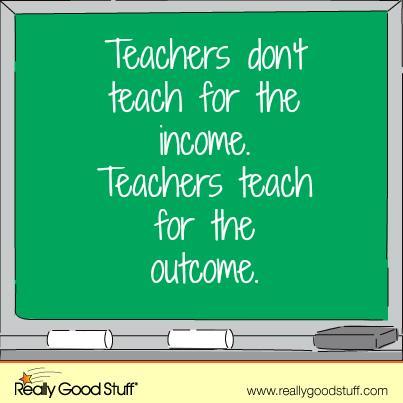teacher outcomes